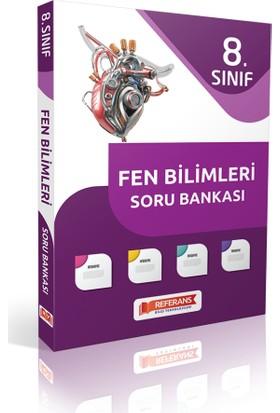 Referans Yayınları 8. Sınıf Fen Bilimleri Soru Bankası