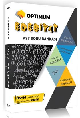 Referans Yayınları OPTİMUM AYT Edebiyat Soru Bankası