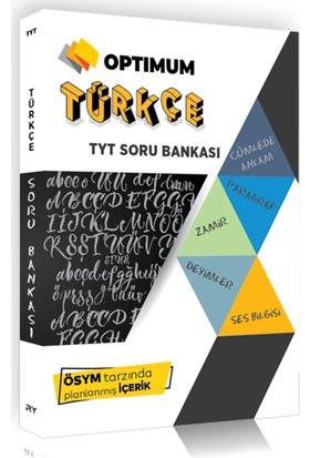 Referans Yayınları OPTİMUM TYT Türkçe Soru Bankası