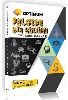 Referans Yayınları OPTİMUM TYT-AYT Felsefe ve DİKAB Soru Bankası