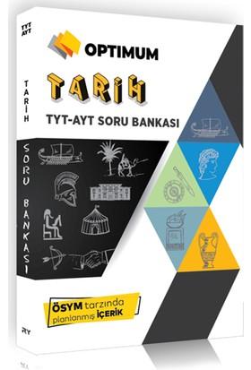 Referans Yayınları OPTİMUM TYT-AYT Tarih Soru Bankası