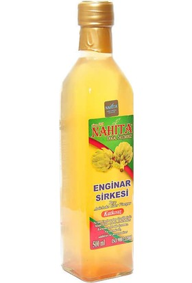 Nahita Enginar Sirkesi 500ml