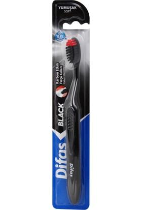 Difaş Blackt Diş Fırçası 2'li