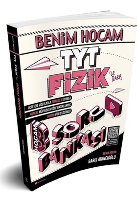 Benim Hocam Yayınları 2020 Tyt Fizik Soru Bankası - Barış Akıncıoğlu