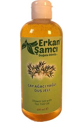 Erkan Şamcı Çay Ağacı Duş Jeli
