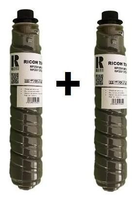 Epc Ricoh Aficio MP-2501 Muadil Toner MP-2501 / MP-2001 / DT-2501 - 2 Adet