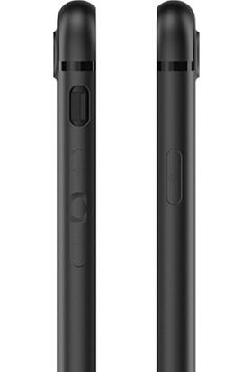 Microcase Meizu 16TH Elektrocase Serisi Silikon Tpu Kılıf - Siyah