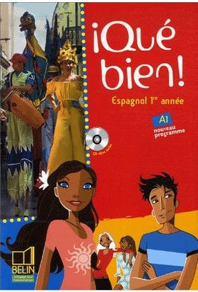 Belin Publishing Que Bien CD Eleve Inclus