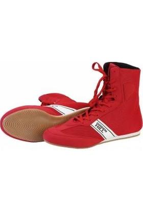 Green Hill Profesyonel Boks Ayakkabısı Kırmızı