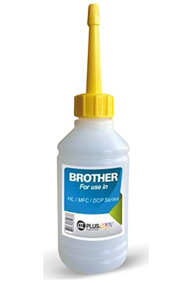 Asyaink Brother Tüm Modeller İçin Uyumlu Siyah Toner Tozu - 100 gr