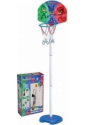 Dede Pj Masks Ayaklı Basketbol Set
