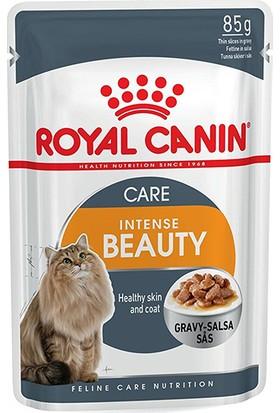 Royal Canin Intense Beauty Kedi Konservesi 85 g x 12 Adet