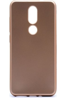 Kaltel Gsm Casper Via A2 Mat Premier Silikon Kılıf - Gold