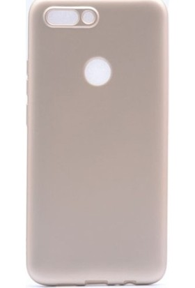 Kaltel Gsm Casper Via F2 Mat Premier Silikon Kılıf - Gold
