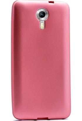 Kaltel Gsm General Mobile Gm5 (Android One 4G) Mat Premier Silikon Kılıf - Rose Gold