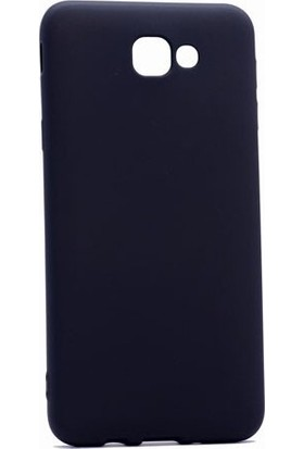 Kaltel Gsm Samsung Galaxy J7 Prime Mat Premier Silikon Kılıf - Siyah