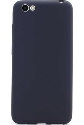 Kaltel Gsm Vestel Venüs E2 Mat Premier Silikon Kılıf + Tam Koruma Full Kaplayan Ekran Koruyucu - Siyah