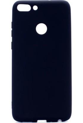 Kaltel Gsm Vestel Venüs Z20 Mat Premier Silikon Kılıf + Cam Ekran Koruyucu - Siyah