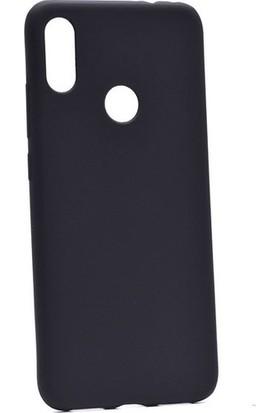 Kaltel Gsm Xiaomi Redmi Note 7 Mat Premier Silikon Kılıf - Siyah