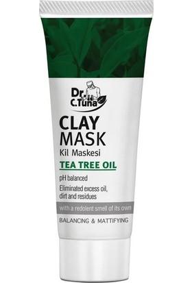 Dr.c.tuna Çay Ağacı Yağı Kil Maskesi 80 ML-1104147