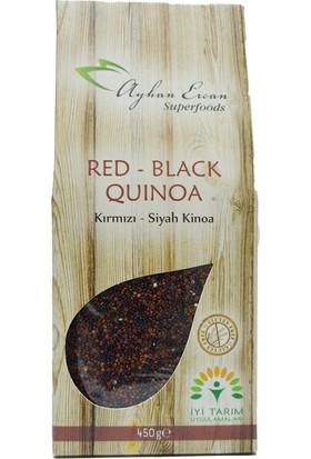 Ayhan Ercan Superfoods Kırmızı Siyah Kinoa 450 gr
