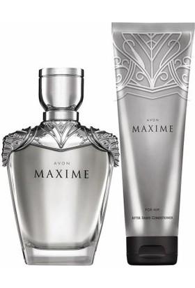 Avon Maxime Edt 75 ml Erkek Parfüm 2 Li Set