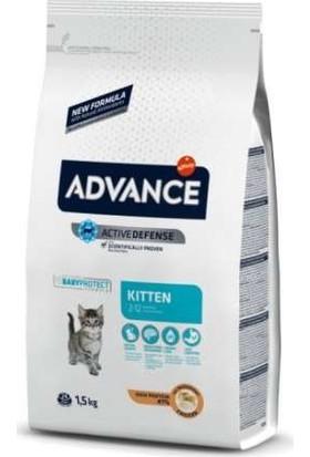 Advance Kitten Tavuklu Yavru Kedi Maması 1,5 kg