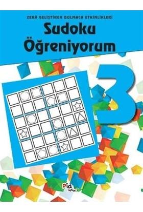 Sudoku Öğreniyorum 3 / Zekâ Geliştiren Bulmaca Etkinlikleri-Kolektif