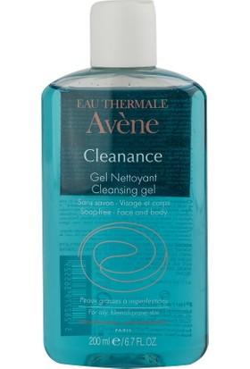 AVENE Cleanance Yağlı Ciltler için Temizleyici Jel 200 ml