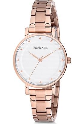 Frank Alex FA12425M.02 Kadın Kol Saati