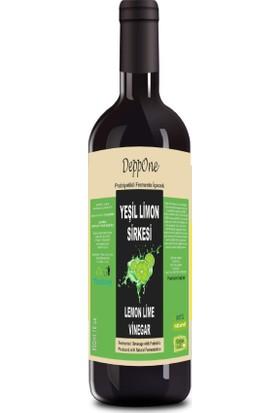 Deppone Yeşil Limon Sirkesi 500 ml