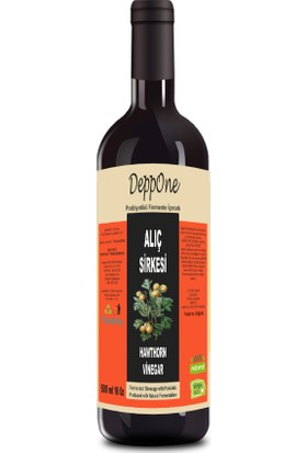 Deppone Alıç Sirkesi 500 ml