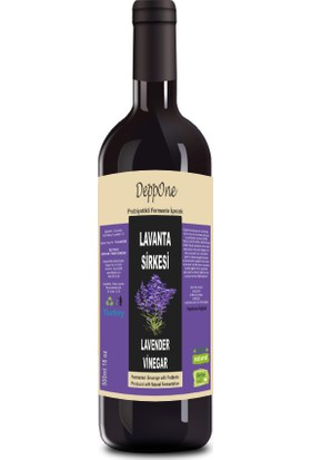 Deppone Lavanta Sirkesi 500 ml
