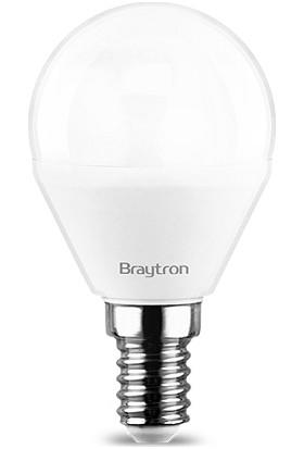 Braytron LED Ampul Top 5W E-14 3000K Gunışığı Işık Braytron BA11-00510