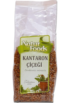 Natur Foods Kantaron Çiçeği - 50 gr