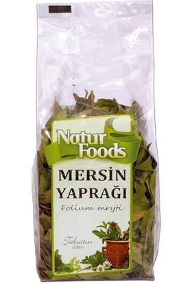 Natur Foods Mersin Yaprağı - 50 gr