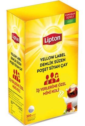 Lipton Yellow Label 300'lü Demlik Poşet Çay Mini Koli