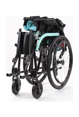 Wollex W864 Refakatçi Tekerlekli Sandalye