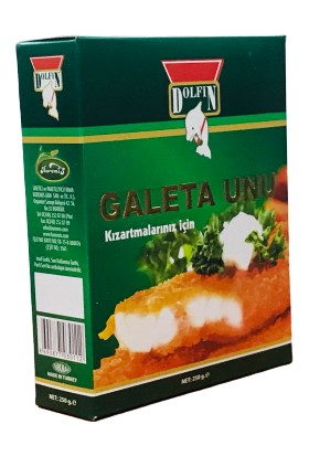 Buremis Dolfin Galeta Unu 250 gr x 2 paket