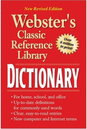 American Education Publishing - Websters' Dictionary