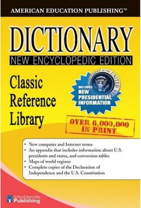 American Education Publishing - Dıctıonary New Encl.