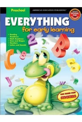 American Education Publishing - Everythıng For Early Learnıng : Preschool