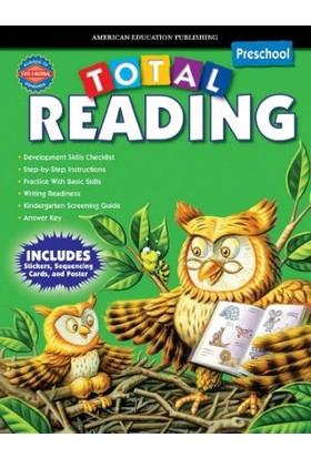 American Education Publishing - Total Readıng Preschool
