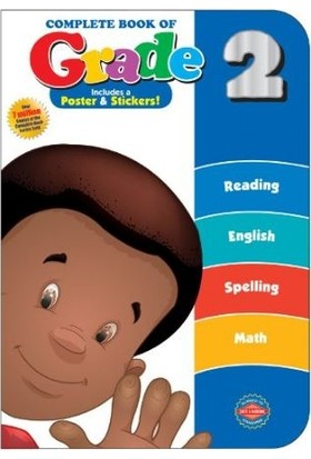 American Education Publishing - Complete Book Grade 2