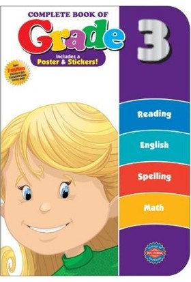 American Education Publishing - Complete Book Grade 3