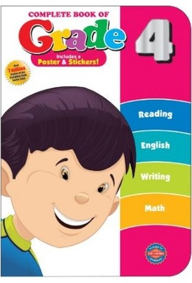 American Education Publishing - Complete Book Grade 4