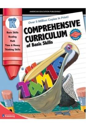 American Education Publishing - Comprenhensıve Currıculum Gr.K