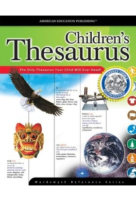 American Education Publishing - Chıldren'S Theasours Dıctıonary
