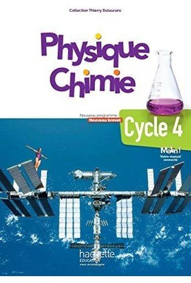 Physique-Chimie Cycle 4 - André Durupthy