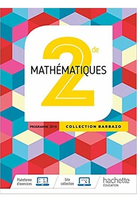 Mathematiques 2Nde - Nadine Billa